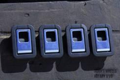 Крепление крышки багажника. Lexus: GS460, GS450h, GS430, GS300, GS350, GS30 / 35 / 43 / 460 Toyota GS30, GRS190, GRS191, GRS195, GRS196, URS190, UZS19...