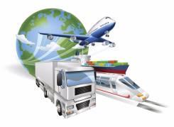 Контейнерные перевозки грузов по жд, морю и авто