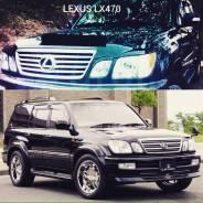 Накладка на фару. Lexus LX470, UZJ100, UZJ100W Toyota Land Cruiser Cygnus, UZJ100W Двигатель 2UZFE