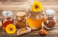 Продам мед, пыльца, прополис 2017 года