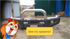 Силовые бампера. Toyota Hilux Surf, KZN185, KZN185W, KZN185G. Под заказ