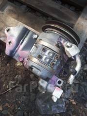 Компрессор кондиционера. Nissan Atlas Двигатель FD42