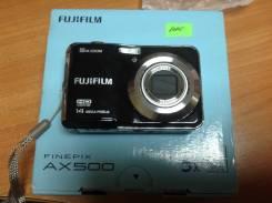 Fujifilm FinePix AX500. 10 - 14.9 Мп, зум: 5х
