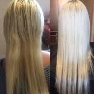 Акция! Ботокс волос, Нанопластика волос, Кератиновое выпрямление.