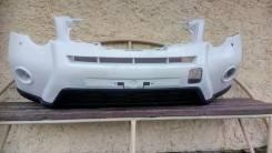 Бампер. Nissan X-Trail, T31, T31R