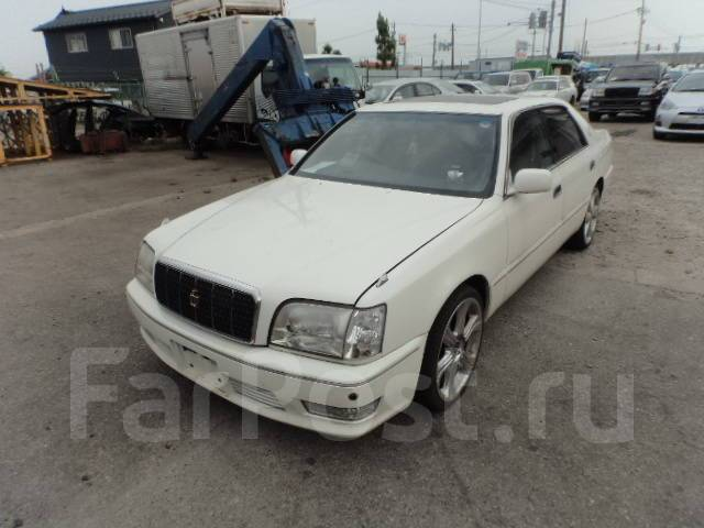 Toyota Crown Majesta. UZS1510021437, 1UZFE