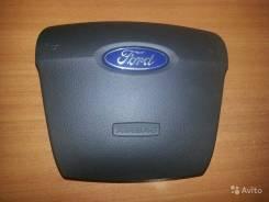 Подушка безопасности Крышка в руль (муляж airbag) Ford Mondeo 4, S-Max