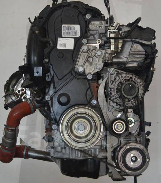 Двигатель в сборе. Ford Kuga Ford S-MAX