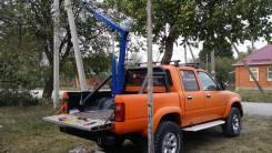 Кран 1т. для пикапа или грузовичка