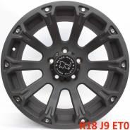 Black Rhino Sidewinder. 9.0x18, 5x127.00, ET0, ЦО 71,6мм.
