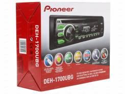 Pioneer DEH-1700UBG