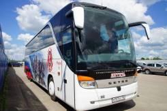 Setra S 416 HDH. Автобус Setra TopClass S 416 HDH, 11 900 куб. см., 46 мест