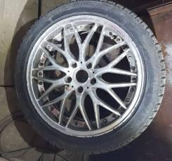 "Комплект хороших зимних колес 225/45R18. x18"" 5x114.30 ET50 ЦО 64,1мм."