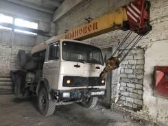 МАЗ Ивановец. Продам автокран Ивановец, 11 150 куб. см., 14 000 кг., 14 м.