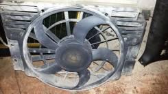 Вентилятор радиатора кондиционера. BMW X5, E53 Двигатели: N62B44, M54B30, N62B48, M62B44TU