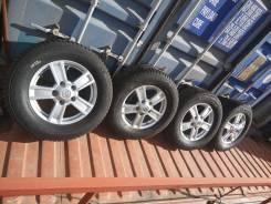 Колеса Toyota Land Cruiser R18 Michelin. x18 5x139.70 ЦО 67,1мм.