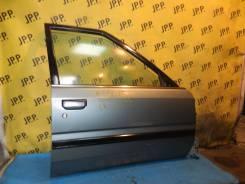 Дверь передняя правая Nissan Bluebird U11 T72 1987год