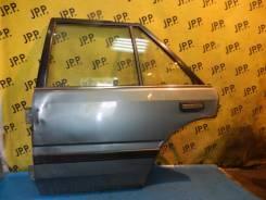 Дверь задняя левая Nissan Bluebird T72 Хэчбэк 87г