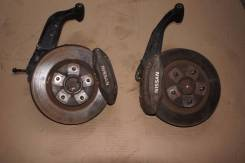 Передние турбо тормоза Nissan Skyline ER33. Nissan Skyline, ER33