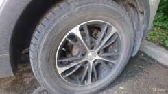 Шины диски Dunlop dx3 98T 215 65 16. 6.5x16 5x112.00 ET-35 ЦО 66,6мм.