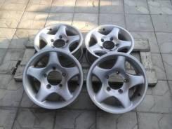 Bridgestone. 6.0x15, 5x139.70, ET17, ЦО 110,0мм.
