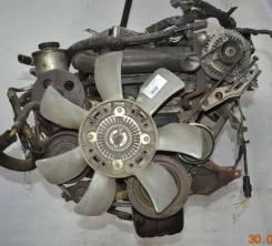 Двигатель в сборе. Toyota Mark II, GX81 Двигатель 1GGZE