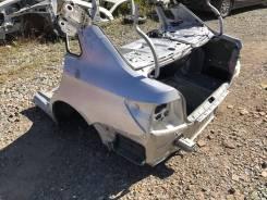 Задняя часть автомобиля. Subaru Legacy