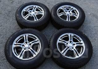 Bridgestone. 6.5x16, 5x114.30, ET52, ЦО 73,1мм.