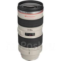 Объектив Canon EF 70-200mm f/2.8L USM. Для Canon, диаметр фильтра 77 мм