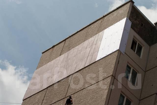 Утепление стен Пеноплексом 1600 РУБ/М2