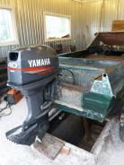 Yamaha. 40,00л.с., 2-тактный, бензиновый, нога S (381 мм), Год: 2006 год
