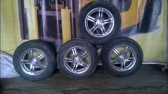 Bridgestone Blizzak WS-60. Зимние, износ: 20%, 4 шт
