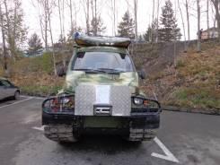 """ГАЗ 3409. Продается снегоболотоход """"Бобр"""", 2 134 куб. см., 800 кг., 3 600,00кг."""