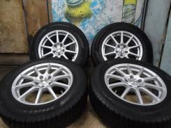 Продам Отличные Зимние колёса Manaray Sport Smart+Зима Жир 225/65R17. 7.0x17 5x114.30 ET40
