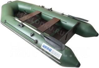 Мастер лодок Аква 2800. Год: 2016 год, длина 2,80м., двигатель без двигателя, бензин
