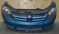 Ноускат. Volkswagen Golf Plus