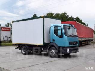Volvo FL. Фургон изотермический 2007 г/в, 7 146 куб. см., 12 800 кг.