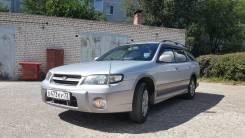 Бампер. Nissan Avenir, PW11 Двигатели: SR20DE, SR20DET