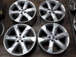 Nissan. 7.5x18, 5x114.30, ET50, ЦО 66,1мм.