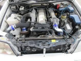Бачок стеклоомывателя. Toyota Crown, JZS171, JZS171W Двигатели: 1JZFSE, 1JZGE, 1JZGTE