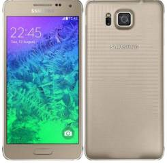 Samsung Galaxy Alpha. Б/у. Под заказ
