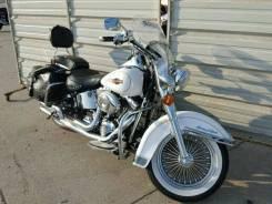 Harley-Davidson Heritage Softail Classic FLSTC. 1 600 куб. см., исправен, птс, без пробега. Под заказ