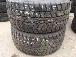 Dunlop SP LT 01. Зимние, без шипов, 2012 год, износ: 10%, 2 шт