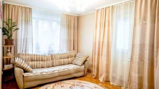 2-комнатная, улица Вяземская 9а. Железнодорожный, агентство, 50 кв.м. Интерьер