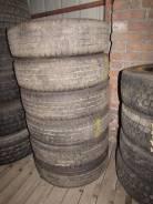 Комплект грузовых колес с дисками на зимней резине. x15.5