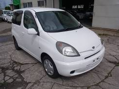 Toyota Funcargo. NCP25, 1NZFE