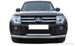 Кенгурятники. Mitsubishi Pajero, V93W, V83W, V88W, V80, V97W, V87W, V98W