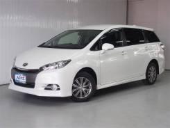 Toyota Wish. автомат, 4wd, 1.8, бензин, 26 тыс. км, б/п. Под заказ