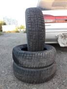 Bridgestone 738V. Зимние, без шипов, 2008 год, износ: 5%, 3 шт