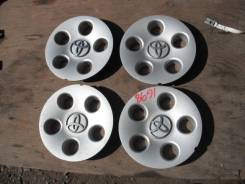 "Колпачки на литье (заглушки) Toyota Celsior. Диаметр 16"", 1 шт."